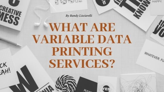 variable data printings