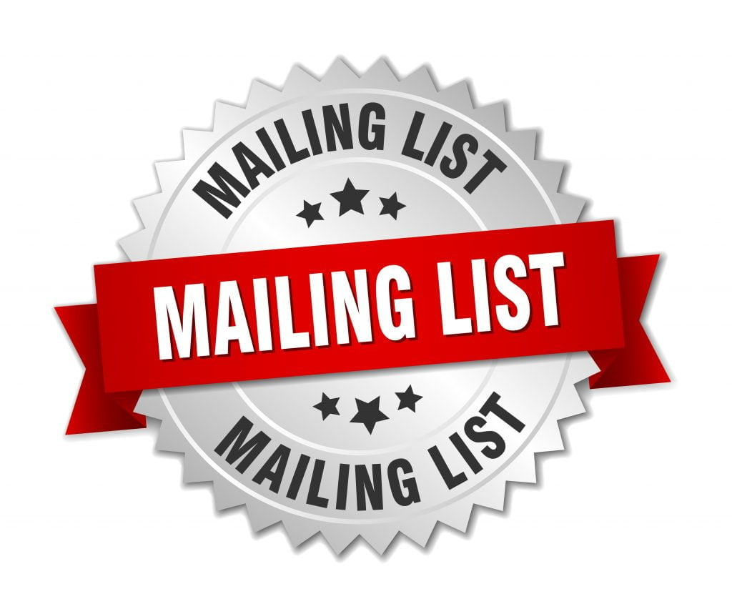 Direct Mailing List