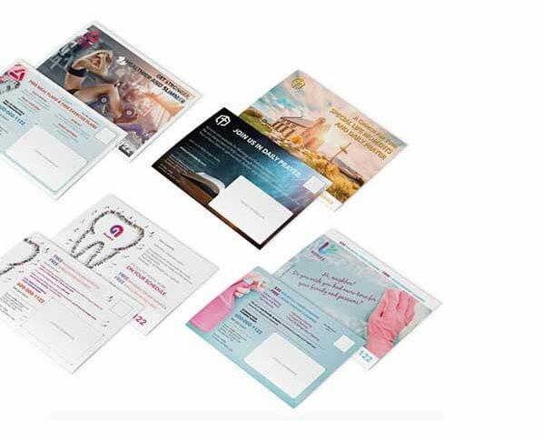 Dental Postcard Checklist