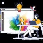 Graphics Designing Banner min